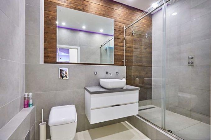 Дизайн красивой ванной комнаты в квартире фотографии