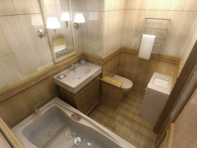 Технические предметы в ванной комнате