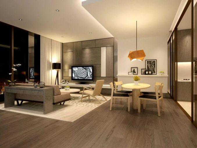 красивые дизайны квартиры