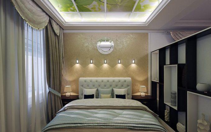 Интерьер и дизайн малогабаритной спальни