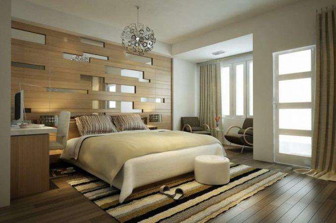 Современные тенденции дизайна интерьера спальни