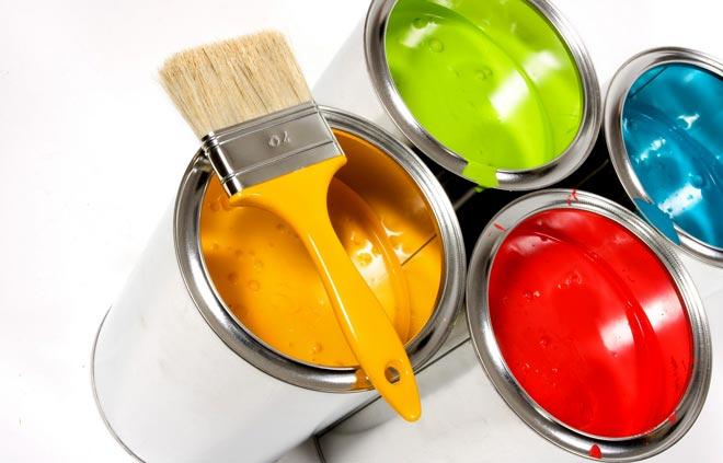 Антибактериальные краски