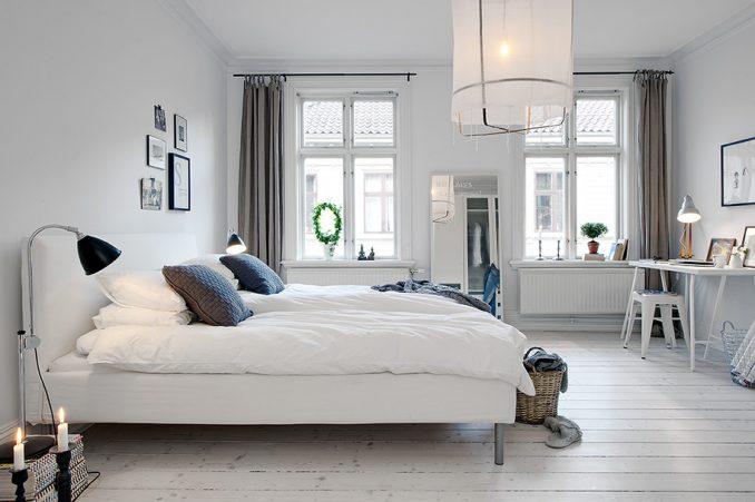 Декор мебели в скандинавском стиле