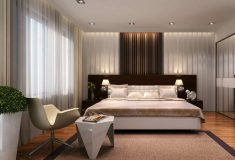 Дизайн маленькой спальни 10 кв. м. (фото)