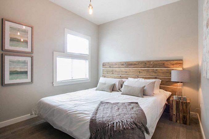 Дизайн маленькой спальни 9 кв. м.