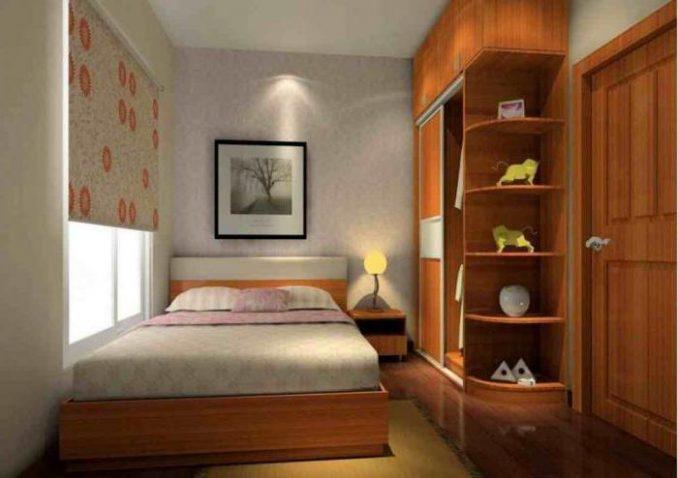Дизайн небольшой спальни в квартире фото