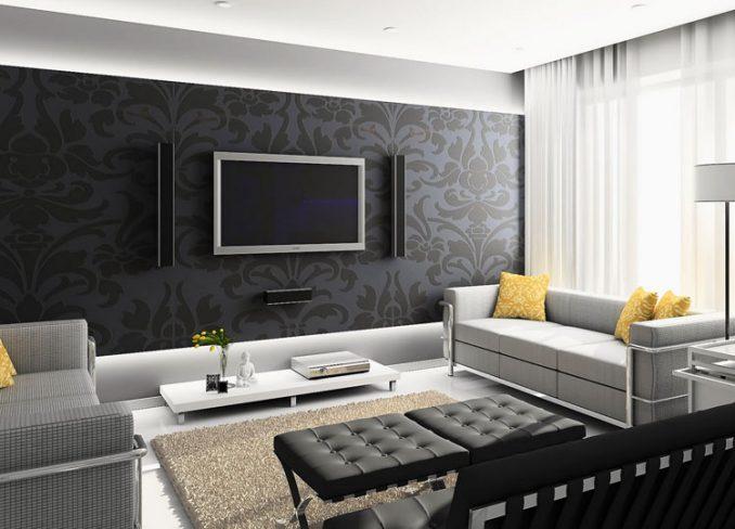 Фотографии интерьера гостиной комнаты