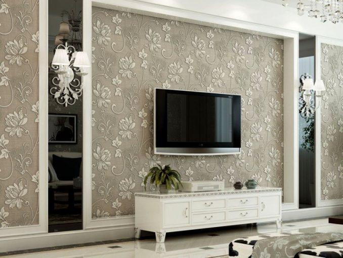Размещаем телевизор в интерьере + фото примеры