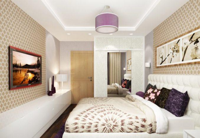 Реальные фотографии спальни