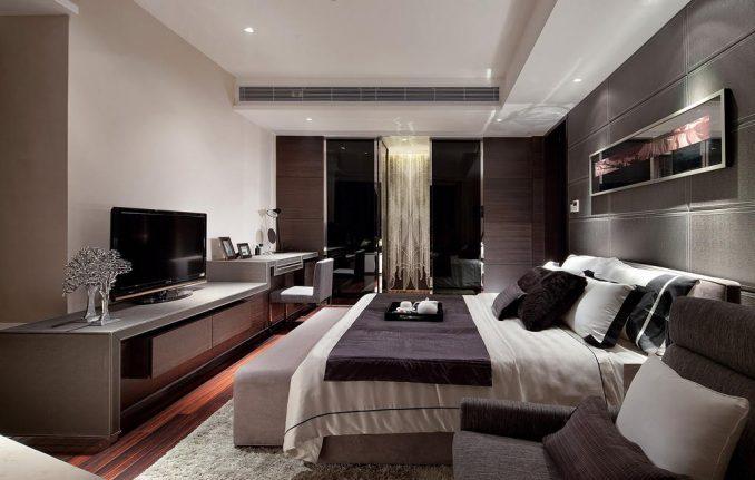 Современные идеи дизайна спальни 2019 года