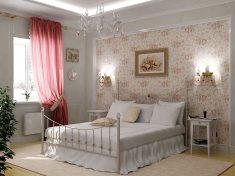 Спальни в стиле прованс фото дизайн