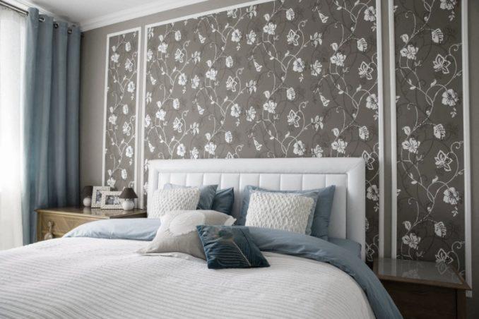 Спальня в 2 цветах