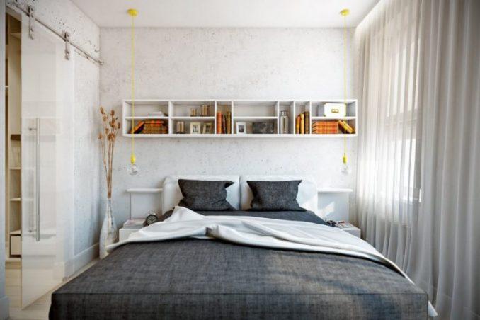 Спальня в современном стиле фото