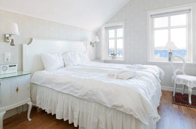Стиль прованс - спальня