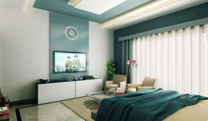 Телевизор на стене,подбираем интересныевариантыоформления